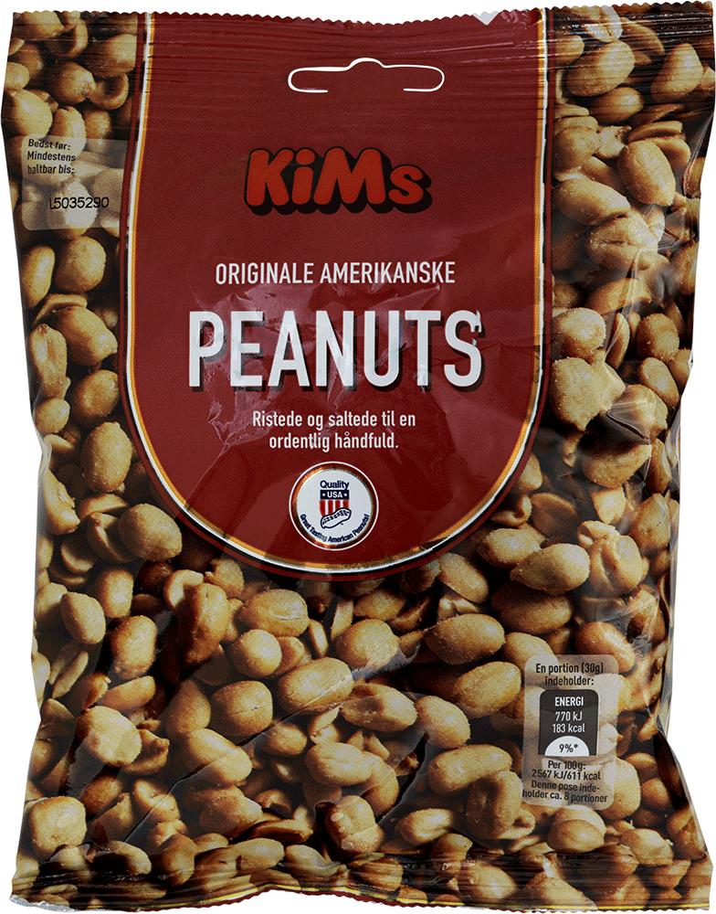 Kims Originale Peanuts 220g