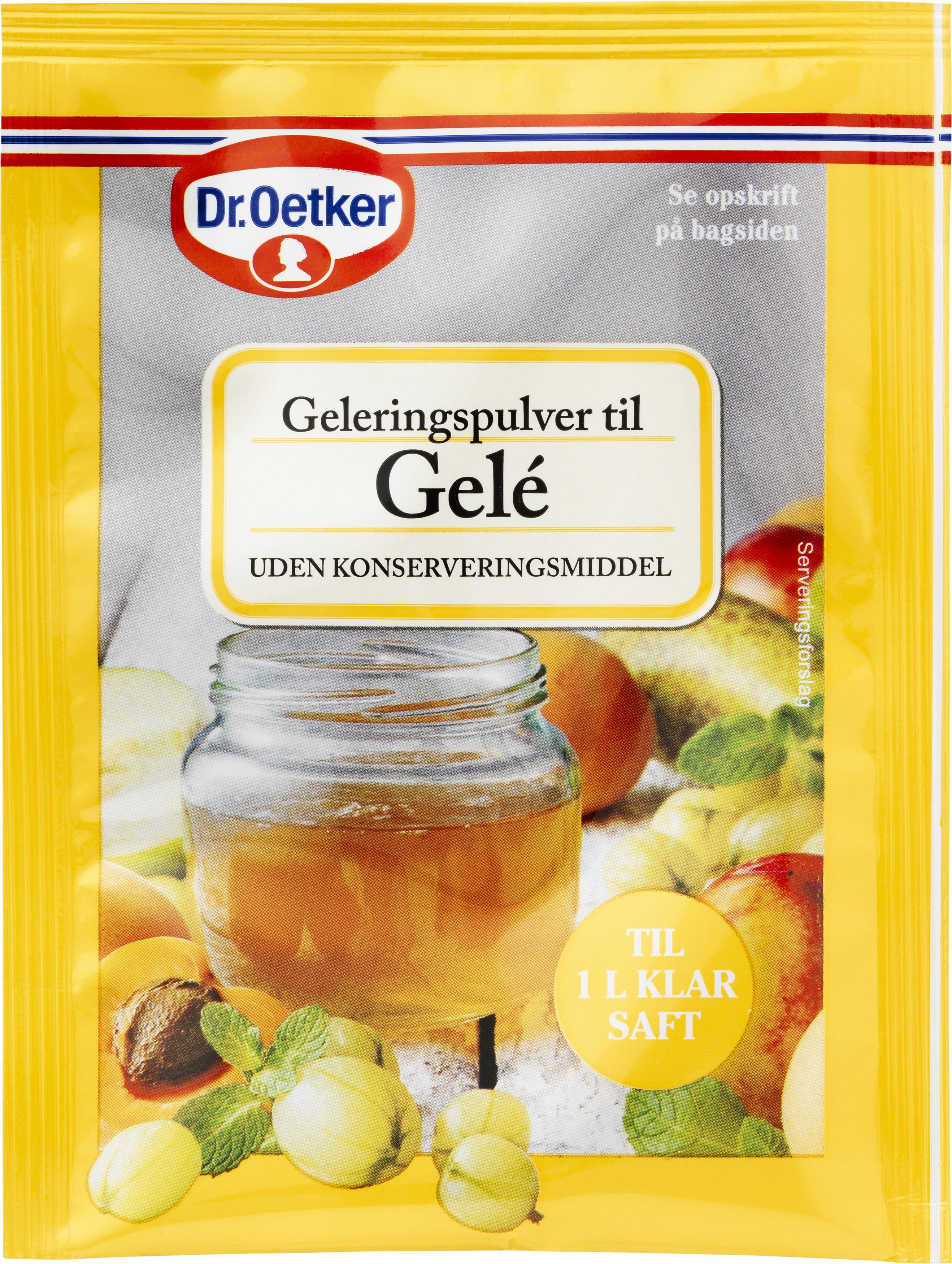 Geleringspulver Gele t/1 ltr 20 g