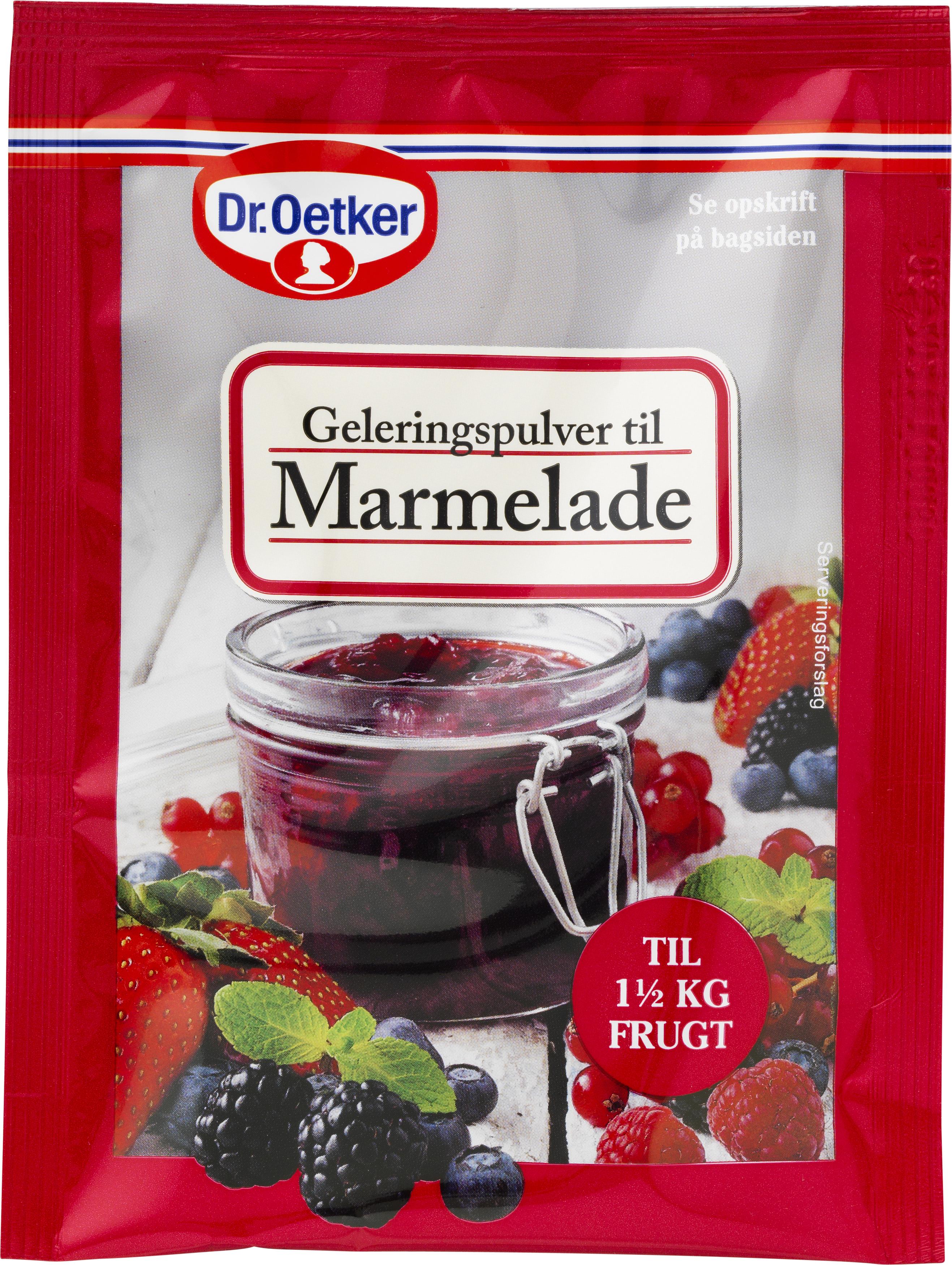 Geleringspulver Marmelade 20 g