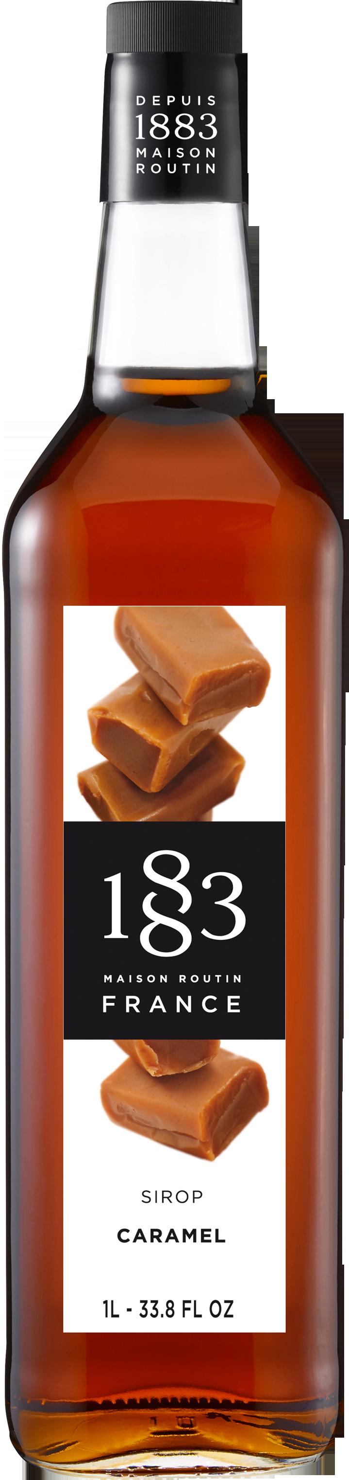 Sirup Karamel 1883 1 l